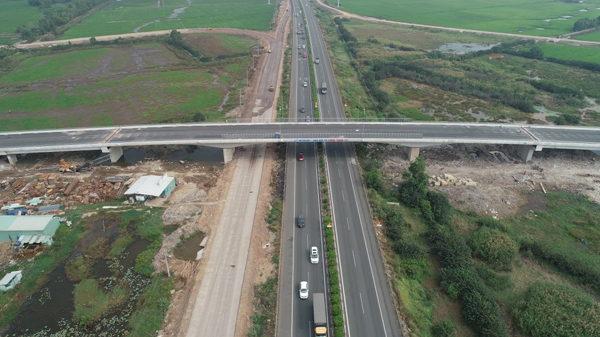 Đồng Nai sẽ thu hồi 50 ha đất để khởi công đường Vành đai 3 đoạn Tân Vạn - Nhơn Trạch