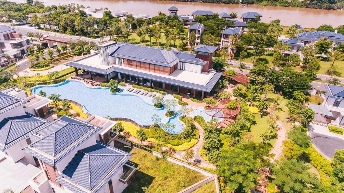 (No.45) Cluphouse Resort Tại Zone 4 SwanBay La Maison Đảo Đại Phước