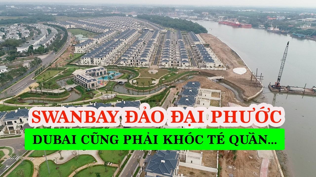 (No.44) Toàn cảnh dự án Đảo Đại Phước phân khu L34 Sắp triển khai