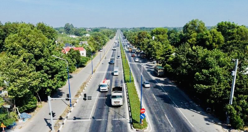 Đồng Nai khởi công dự án đường Vành đai 3 trong quý 3/2021